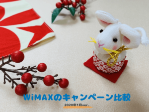 WiMAX比較1月
